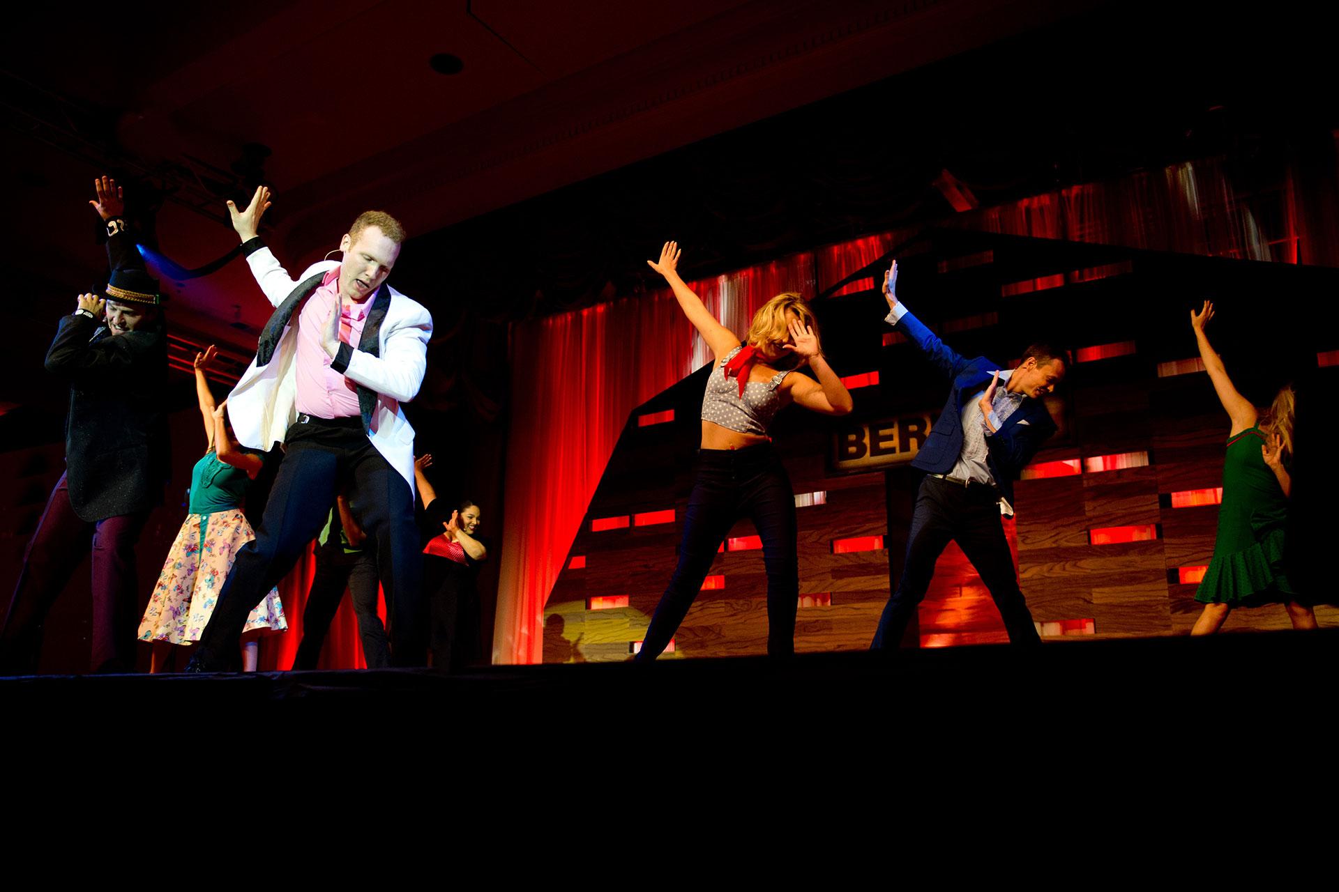 Bernina Performers Gary Musick