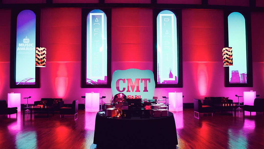 CMT After Party Gary Musick Productions