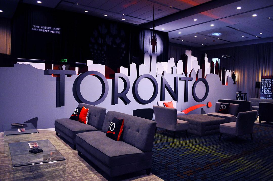 Toronto Skyline Nashville Gary Musick Scenic