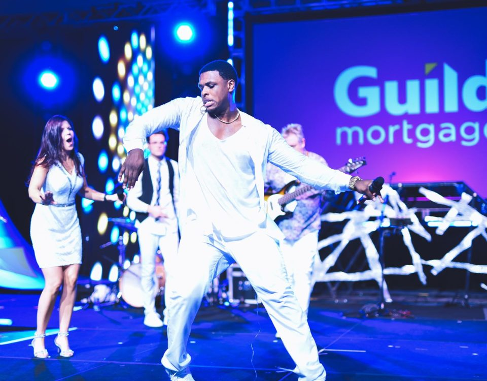 Guild Mortgage Gary Musick Productions Party