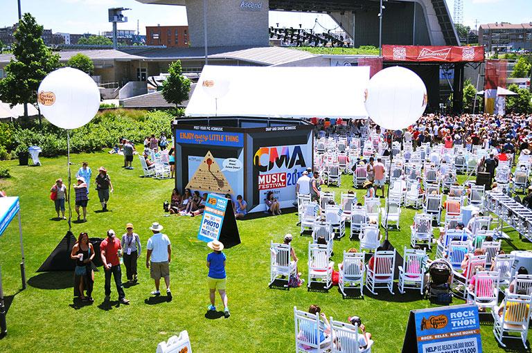 Airstar balloons Gary Musick Event Lighting