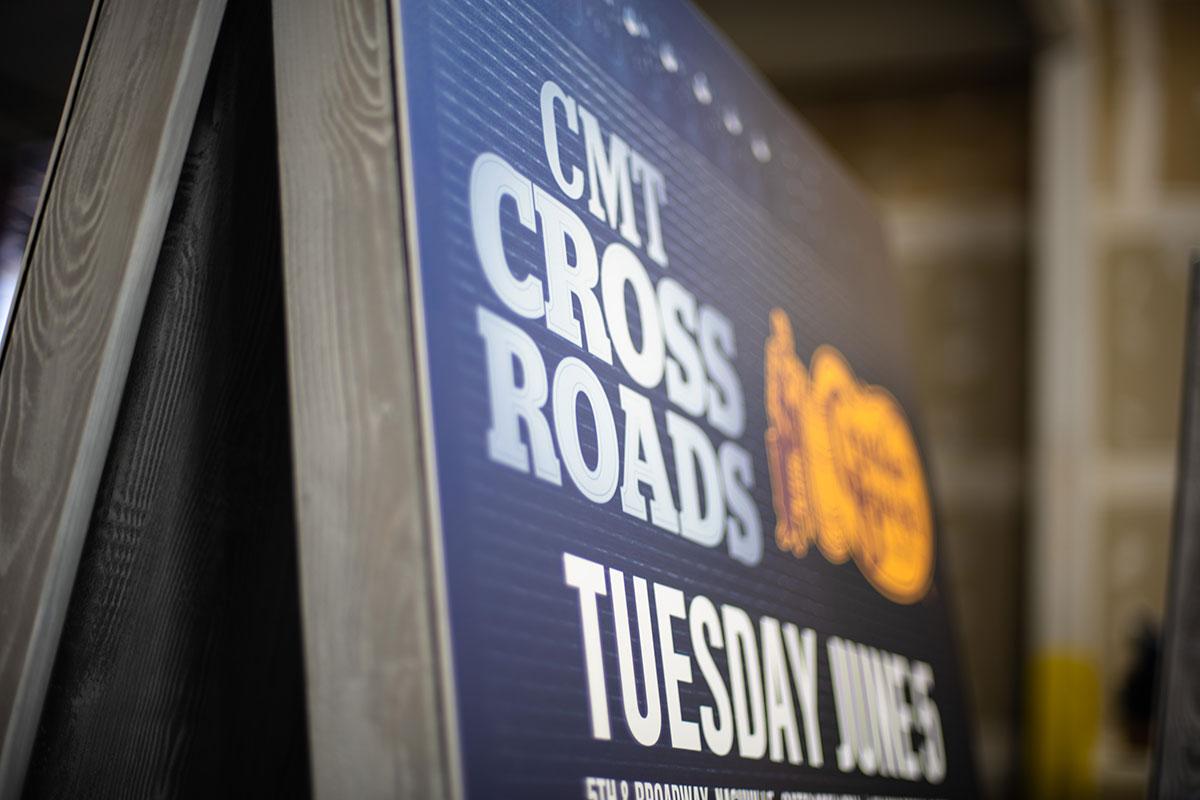 CMT Cracker Barrel Crossroads Porch