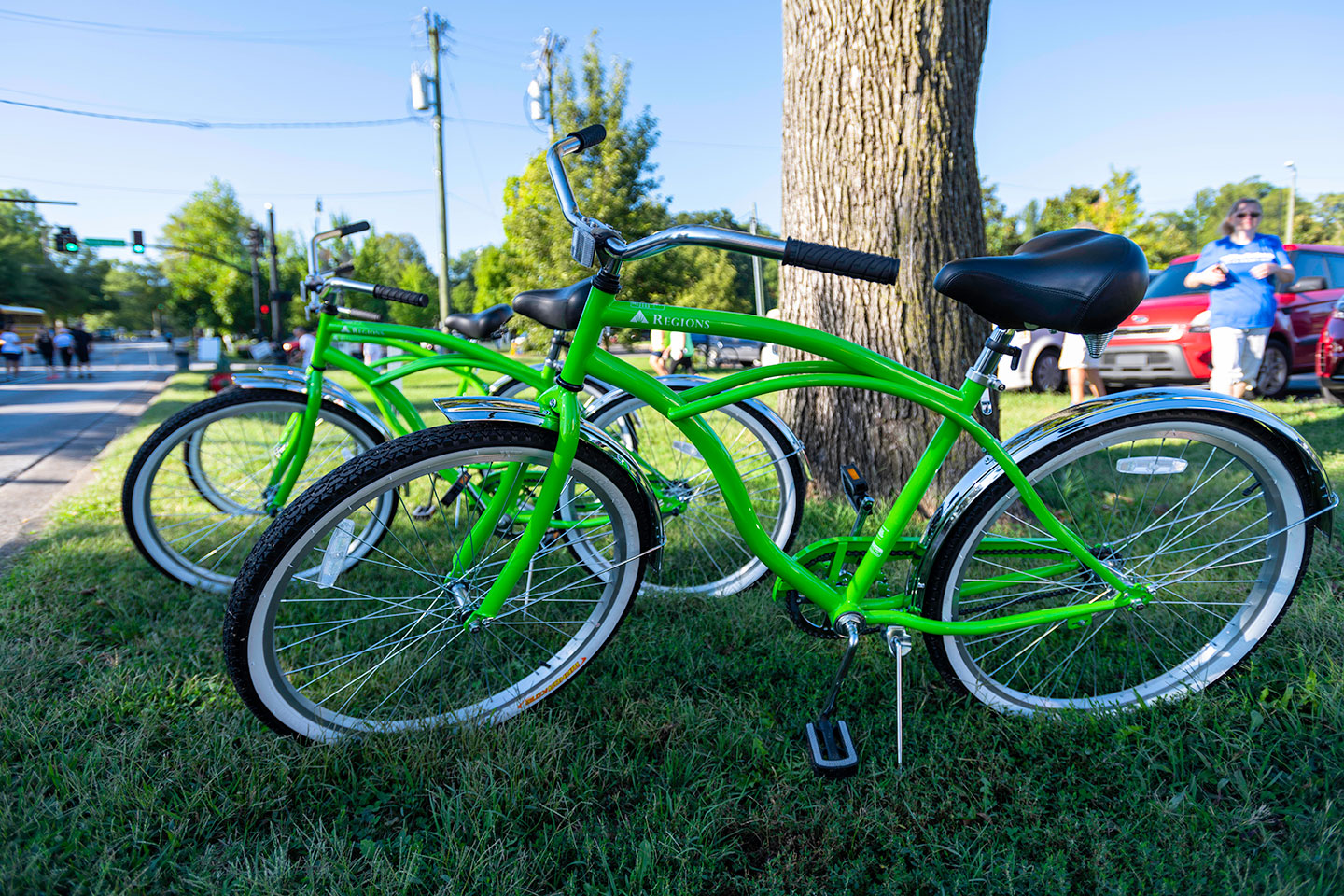 Regions Bank Bikes Heart Walk