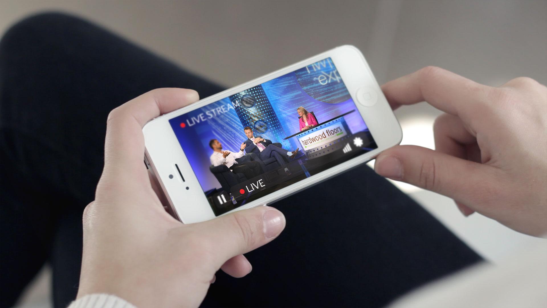Phone-Live-Stream