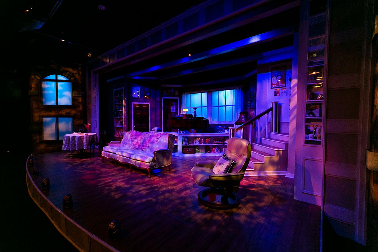 Gary Musick Scenic Stage Design