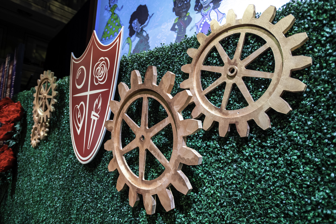 Scenic Decor Steampunk Gears