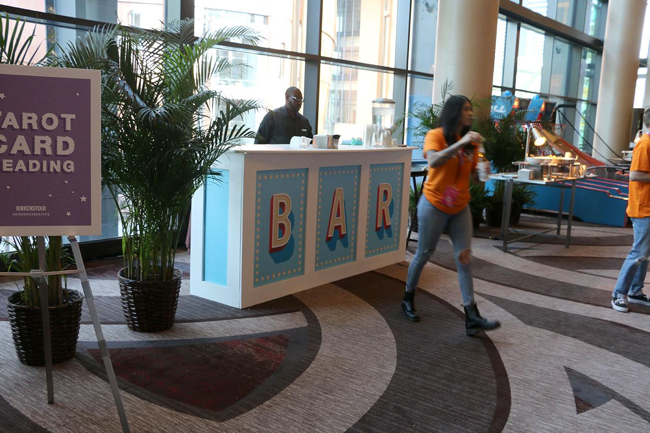 Birkenstock Bar