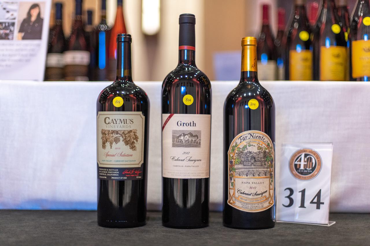 Nashville Wine Auction Lots Gary Musick