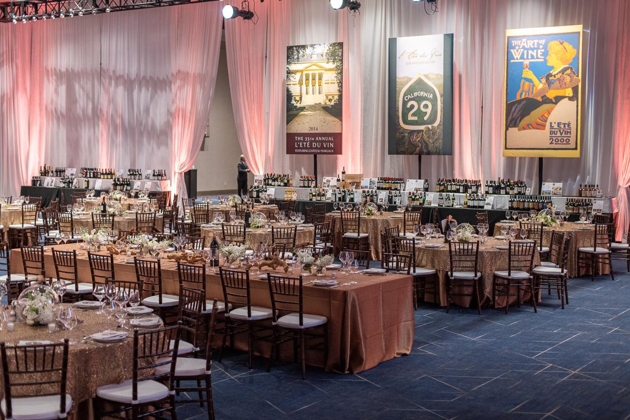 Gary Musick Charity Event Ballroom