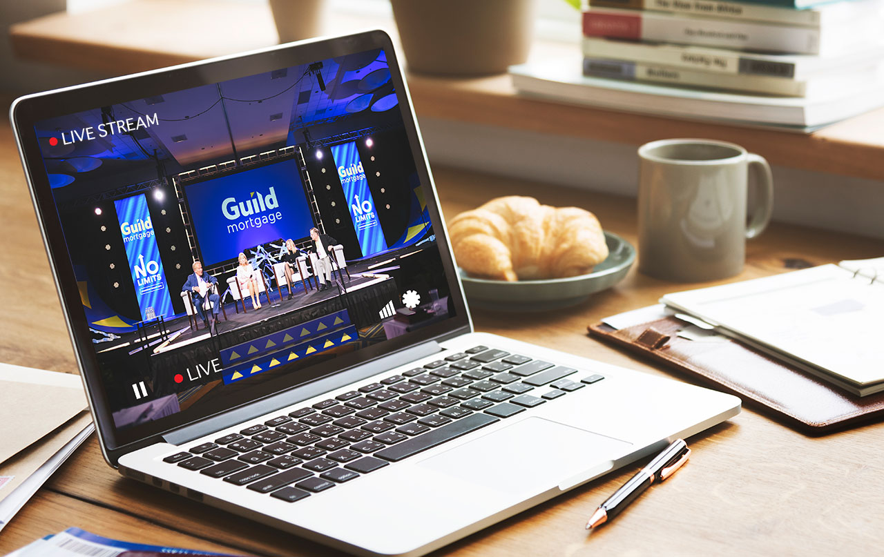 Live Streaming on Computer